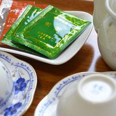 全室完備のお茶セットでどうぞお寛ぎ下さい。
